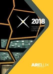 Catalog iluminat tehnic Arelux_2018