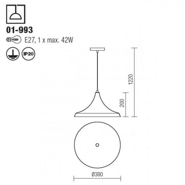Suspensie interior Redo PEEK 01-993_tehnic