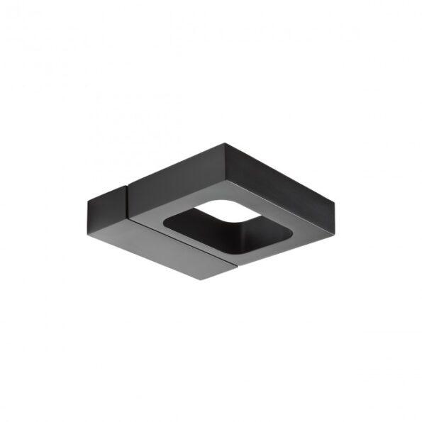 Aplica orientabila Redo NEVIS 01-1316 negru