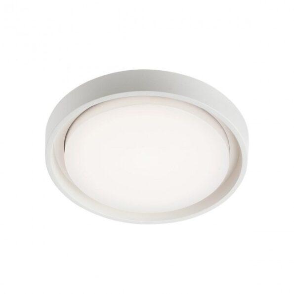 Aplica exterior Redo BEZEL 9180 LED25W, alb