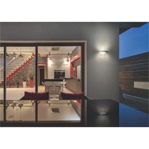 Colectie aplice LED pentru iluminat exterior Redo QUIXO