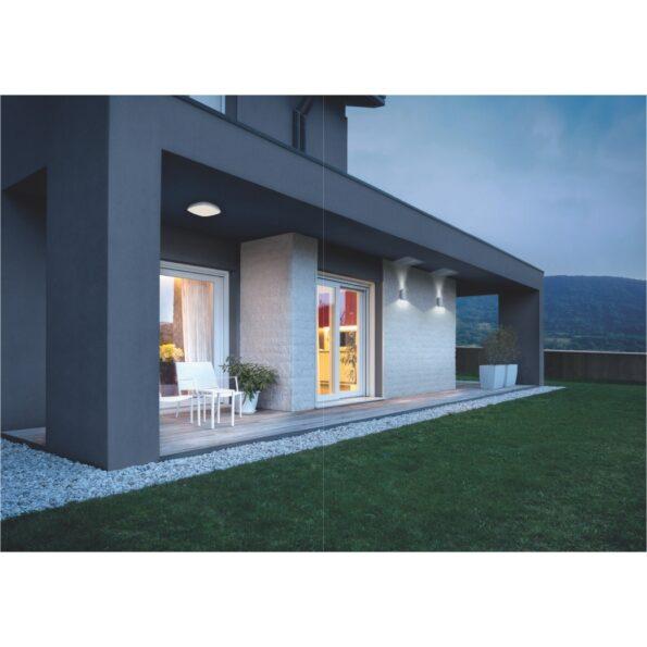 Serie de aplice LED pentru iluminat exterior Redo FACE