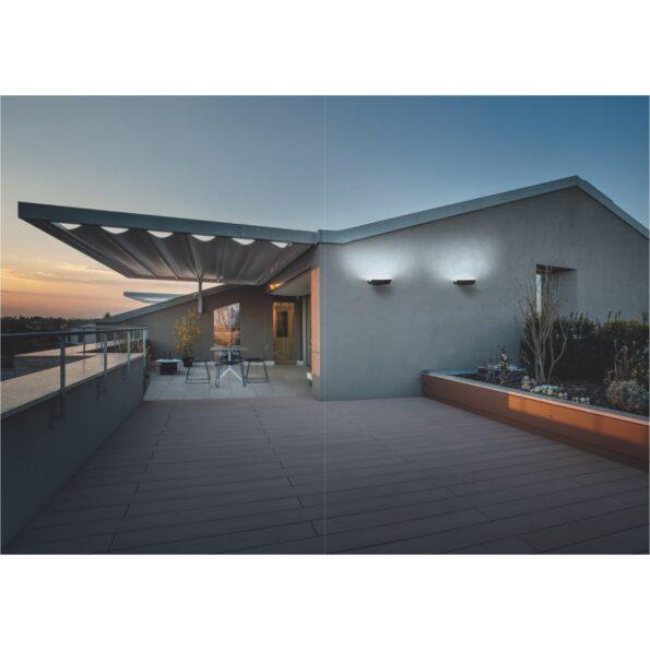 Redo VELA - Colectie de aplice LED pentru exterior