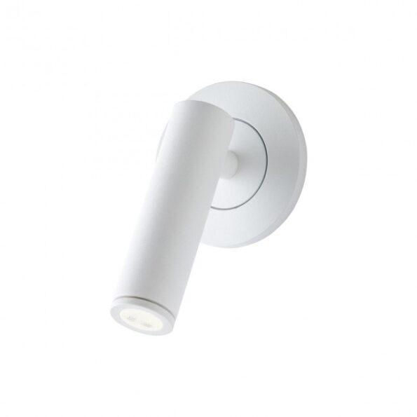 Aplica perete interior LED Redo ROD 01-1198 alb, incastrabila