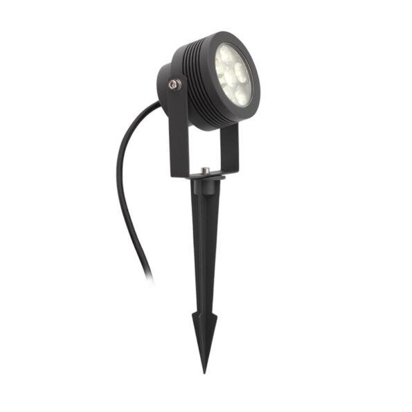 Miniproiector orientabil exterior LED 3W, 4100K Redo FARO 9306