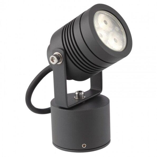 Miniproiector orientabil pentru exterior LED Redo FARO 9307