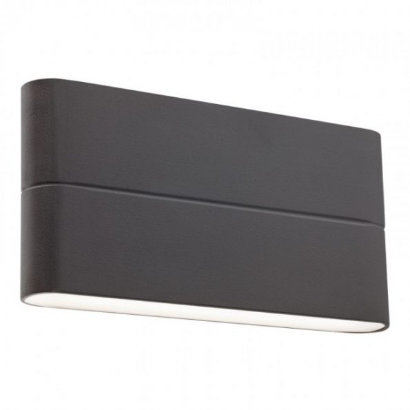 Aplică exterior LED 12W Redo POCKET 9623, gri