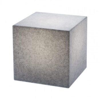 Corp iluminat exterior decorativ LED Redo DADOS 9694 380mm, imitație granit