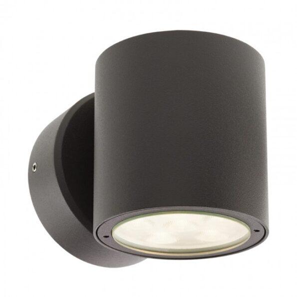 Aplică exterior LED 6W Redo ROUND 9927, dispersie directă/indirectă