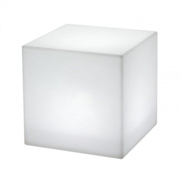 Corp iluminat exterior decorativ LED Redo DADOS 9992 380mm, alb