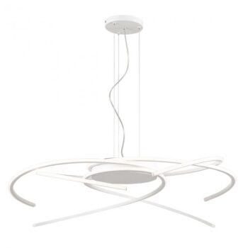 Suspensie LED 70W Redo ALIEN 01-1811, alb mat