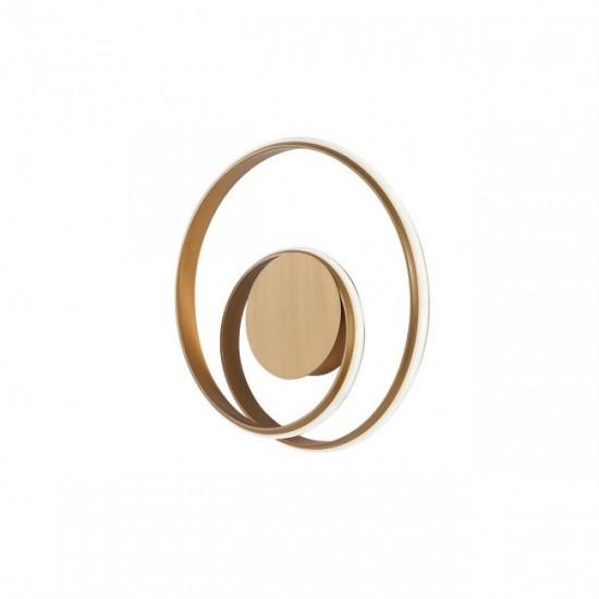 Aplica redo torsion - bronze