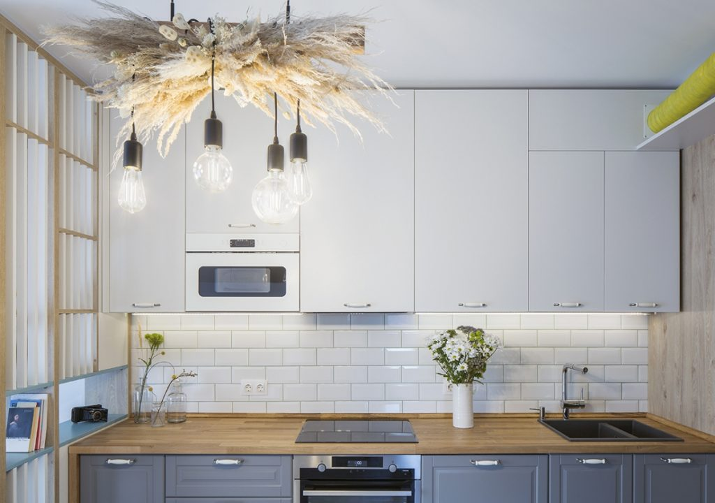 proiect apartament bucuresti - annora lighting